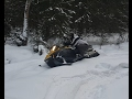 Снова в строю после аварии. Сколько стоит владение снегоходом BRP Tundra.