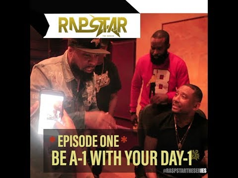 "New Season| Rapstar The Series| Episode One "" A-1 with your Day1"""