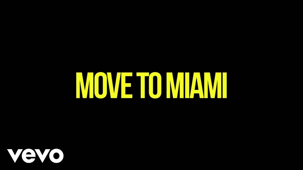 Enrique Iglesias, Pitbull - Move To Miami (Lyric Video)