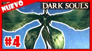 Dark Souls Remastered guia: JARDIN TENEBROSO + HAVEL LA ROCA - EP.4
