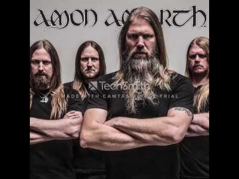 Amon Amarth - Shape Shifter