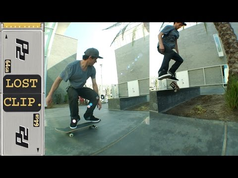 Mark Appleyard Lost & Found Skateboarding Clip #135