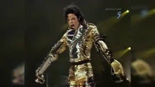 Michael Jackson - Scream - Live Copenhagen 1997 - HD