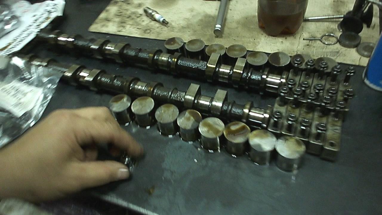 Замена маслосъемных колпачков форд фокус 2 двигатель 20 своими руками 32