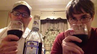 The Beer Review Guy # 799 Manischewitz Concord Grape Wine 11% abv ( pt 2 of camera fail )