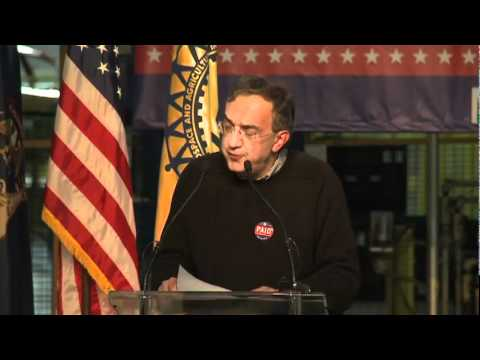 Chrysler pays back government loans - Part 3 of 3