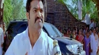 Dammu - Jr NTR punch dialogues - dammu