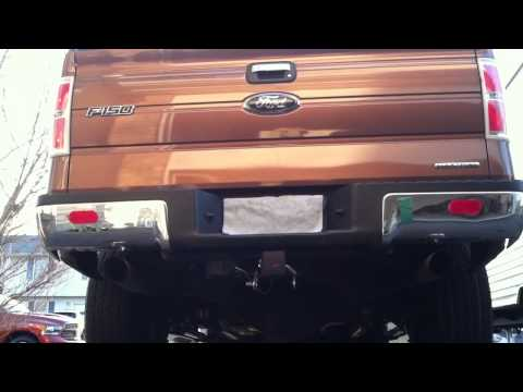 2011 Ford F150 Flowmaster 40 exhaust
