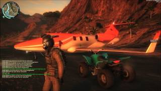 Just Cause 2 online | Пустыня