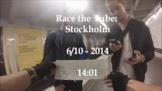 Race the Tube - Stockholm
