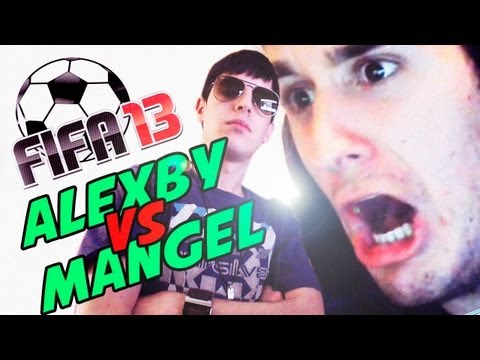 ¡No me Rendiré Mangel vs Alexby FIFA 13