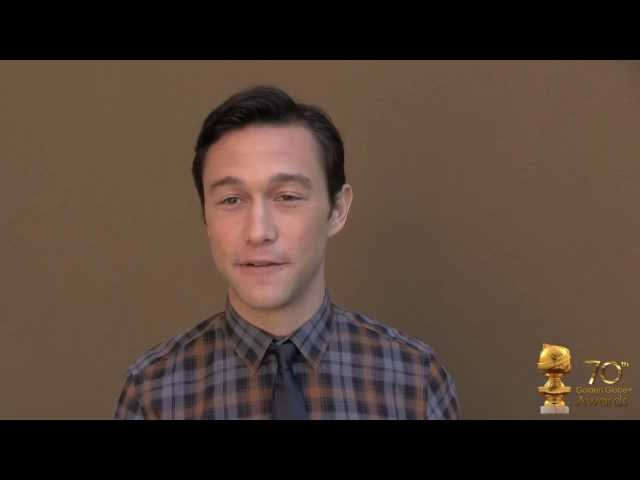 JOSEPH GORDON LEVITT: MEETING LINCOLN... AND DDL