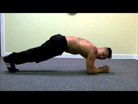 Quick Ab Training for Kung Fu Zen Martial Arts Wushu Image 1