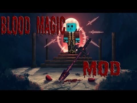 Minecraft   BLOOD MAGIC-1.7.2 Review 25/3/2014