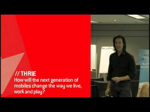 Mike Walsh - Futuretainment