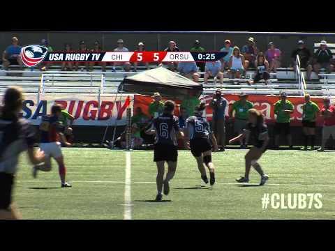 2014 Club 7s - Chicago Lions vs. Oregon Sports Union