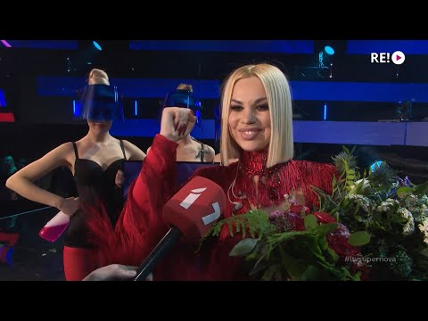 Latvia chooses Samanta Tīna for Eurovision 2020