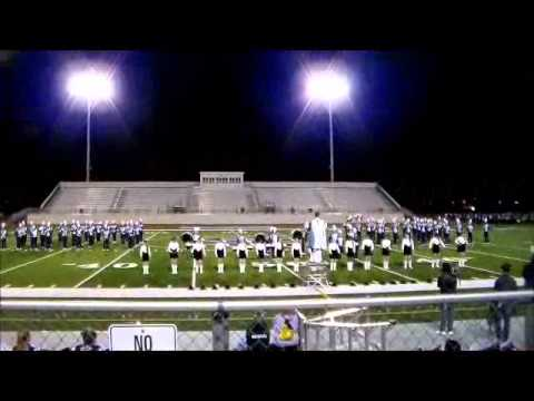 Twinsburg High School at Solon Band Bash 2014