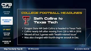 College Football News And Rumors: Michigan Player Threatens Jim Harbaugh And Tua Tagovailoa Injury