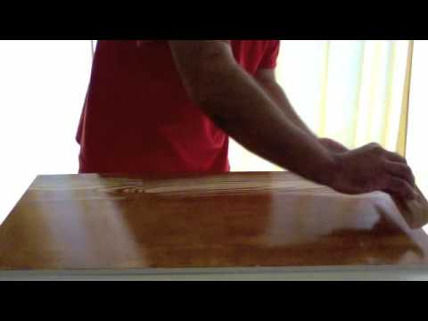 Efecto madera youtube for Como pintar puertas de sapeli