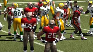 NFL GameDay 2004 PCSX2 (PS2) 989 gameplay