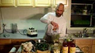 "Making Herbal MASTER TONIC "" how to Cure Anything ""cold cure"