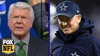 Jimmy Johnson: 'Everyone would be miserable' if Jason Garrett remains Cowboys head coach | FOX NFL