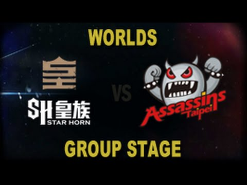 SHR vs TPA - 2014 World Championship Groups A and B D4G3
