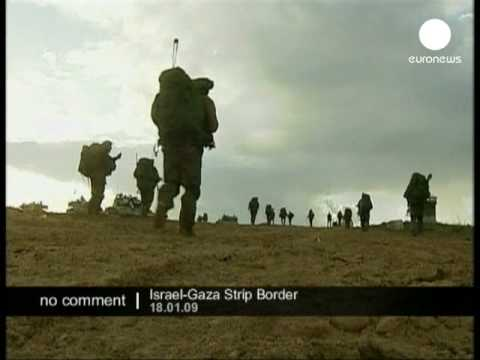 Israel pull out - Gaza strip