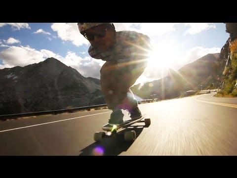 Comet Skateboards - Alpine Hammer