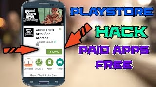 how to download paid apps for free | play store hack | android
