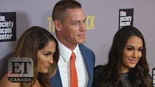 Brie Bella Talks Nikki Bella, John Cena Breakup