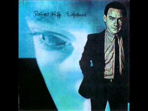 Robert Fripp&Peter Gabriel - Here Comes The Flood