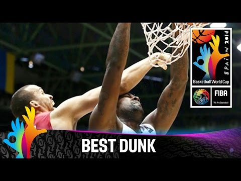 Philippines v Puerto Rico - Best Dunk - 2014 FIBA Basketball World Cup