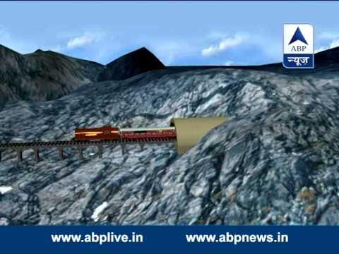 ABP LIVE: PM Narendra Modi inaugurates the Udhampur-Katra rail link