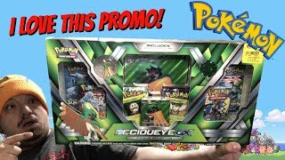 Pokemon Cards - Decidueye GX Premium Collection Box Opening