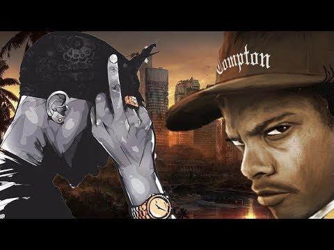 2Pac ft. Eazy E - Gangster Love