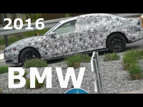 SENSATION ! BMW 5er oder 7er Erlkönig 2016 / BMW 5 or 7-Series