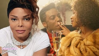 Janet Jackson slams the Bobby Brown movie   Bobby's sister claims he lied!