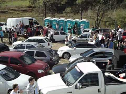 SOM CAR  BY CAMINHÃO QUEBRA TUDO EM PIRATUBA_SC