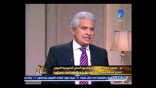 برنامج العاشرة مساء مساعدى وزير التموين من الشباب .. القيادات الكبرى بالوزارة وقفت إلى جانبنا