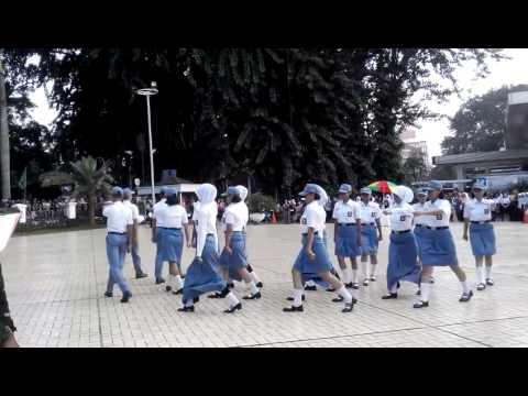 Paskibra Wirama SMA Rimba Madya Bogor (Lkbb Bogor
