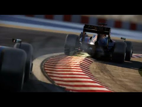 South Korea's New F1 Track - Red Bull Racing Virtual Tour