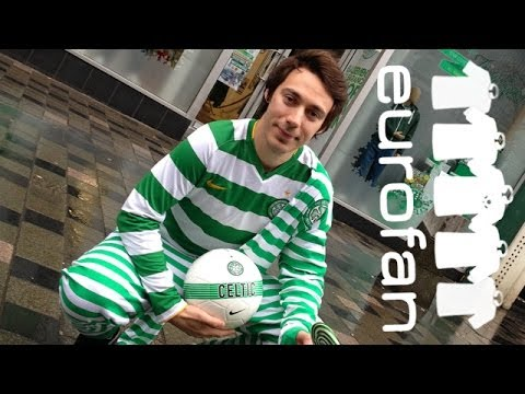 Celtic v AC Milan | Eurofan Change The Game