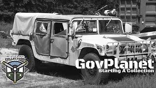 Episode 2: Military Collectors & GovPlanet