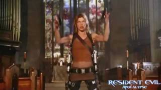 Resident Evil: Retribution - RESIDENT EVIL 5 : Retribution - Trailer Movie 1,2,3,4,5 [HD]