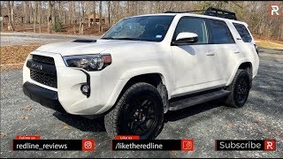 2019 Toyota 4Runner TRD Pro – Old School Done Right?