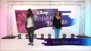 Disney Channel Dance Talents 2013 - Philémon&Gaëlle - Dance Card 1 !