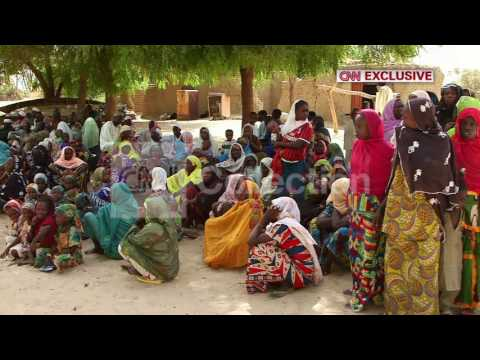 CNN EXCLUSIVE:BOKO HARAM VIOLENCE AGAINST WOMEN