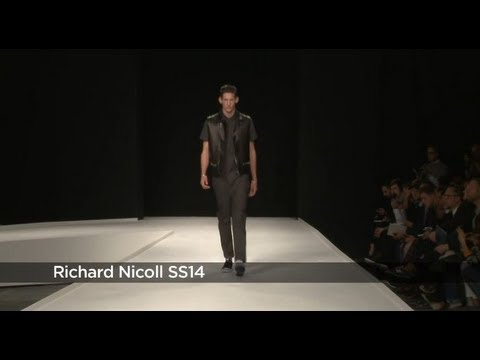 Richard Nicoll SS14 at London Collections Men